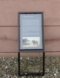 Formidling af fredet bygning, Pederstrup