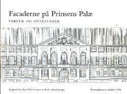 Facaderne på Prinsens Palæ