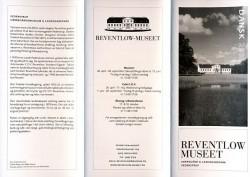 Reventlow Museet, en folder