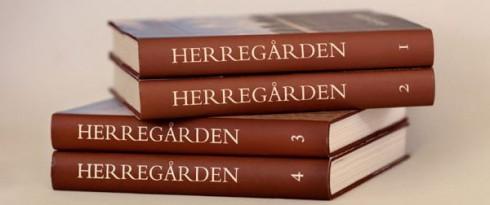 Herregården – Menneske, Samfund, Landskab, Bygninger, bind 1-4, redigeret af John Erichsen, er netop genudgivet
