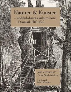 Forsideillustration, Naturen & Kunsten, Forlaget Historismus, 2012